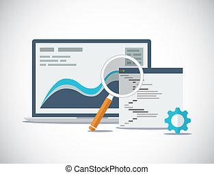 website, eljárás, seo, fl, analízis
