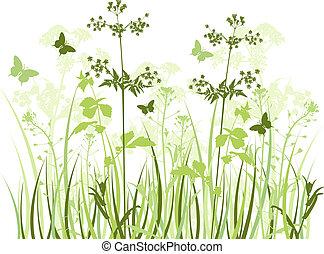 wildflowers, kaszáló