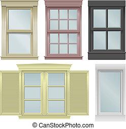 windows, öt