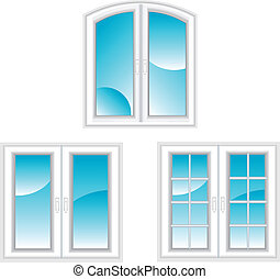 windows, műanyag