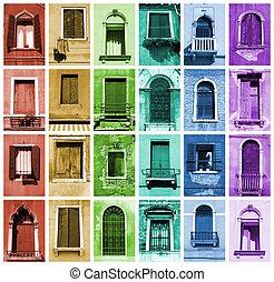 windows, szivárvány