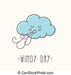 windy nap