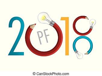 wish., év, tervező, grafikus, új