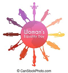 womens, egyenlőség, nap