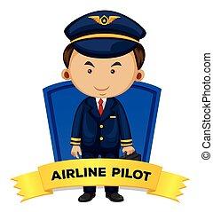 wordcard, foglalkozás, légitársaság irányít
