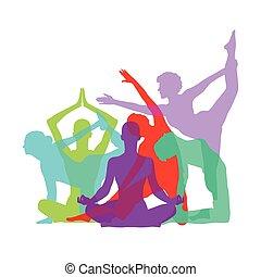 yoga-figuren