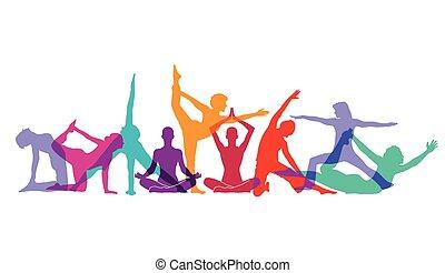yoga-gym-figuren