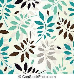 zöld, tapéta, seamless
