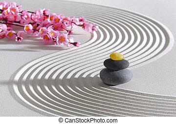 zen, japanese kert
