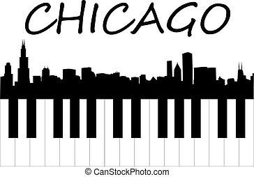 zene, chicago