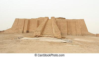 ziggurat, őstulok