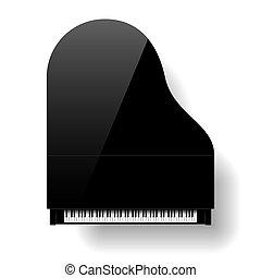 zongora, nagy, black tető, kilátás