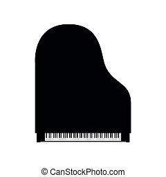 zongora, tető kilátás