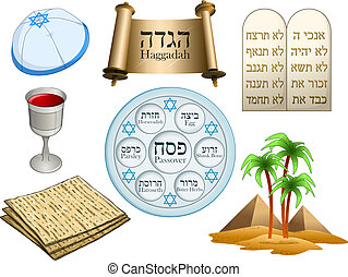 zsidó húsvét, jelkép, konzervál